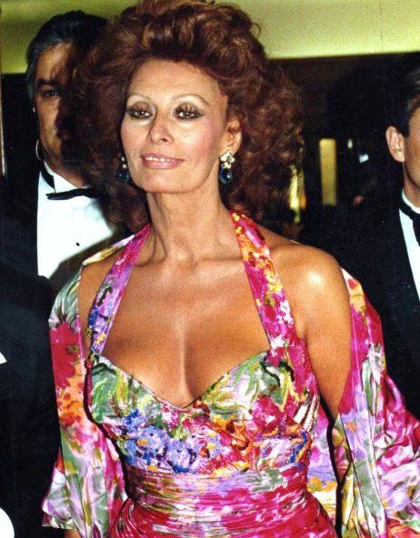 Sophia Loren The Fountain Of Youth Sophia Loren Sophia Loren