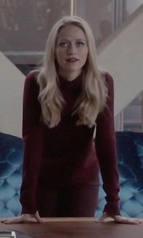 Shelby Wyatt Johanna Braddy In Quantico Shelby Wyatt Johanna