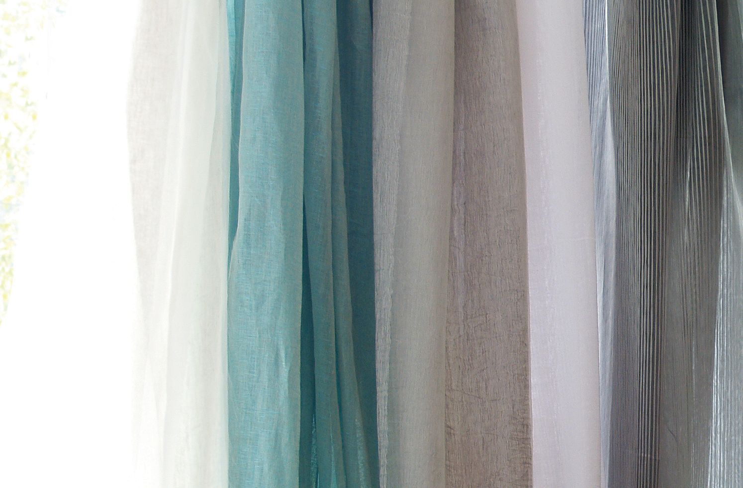 caracas neutral sheer drapery fabric by charles parsons interiors fabric sheer voile