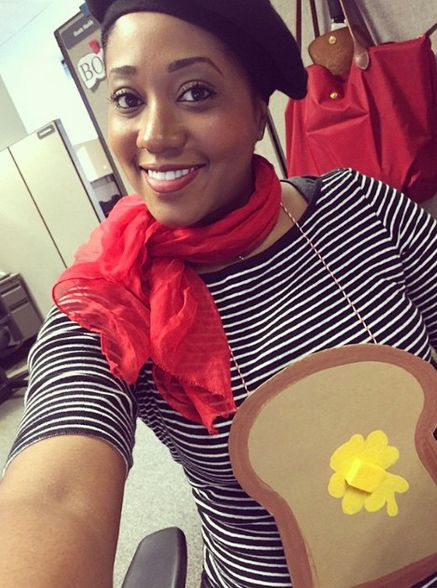 French Toast! #costume Fashion Halloween! Pinterest - last minute halloween costume ideas for women