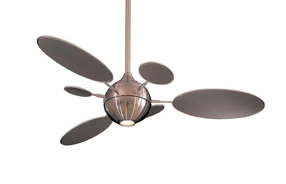 Minka Aire 54 George Kovacs 6 Blade Modern Ceiling Fan