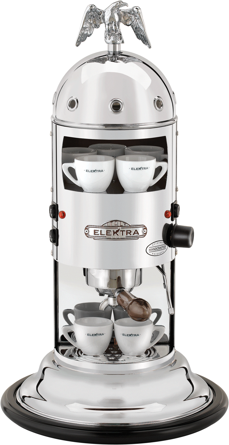 Vertical Home Espresso Machine To Use With Ground Coffee We Also Provide An Adapter Kit For Espress Home Espresso Machine Coffee Machine Best Espresso Machine