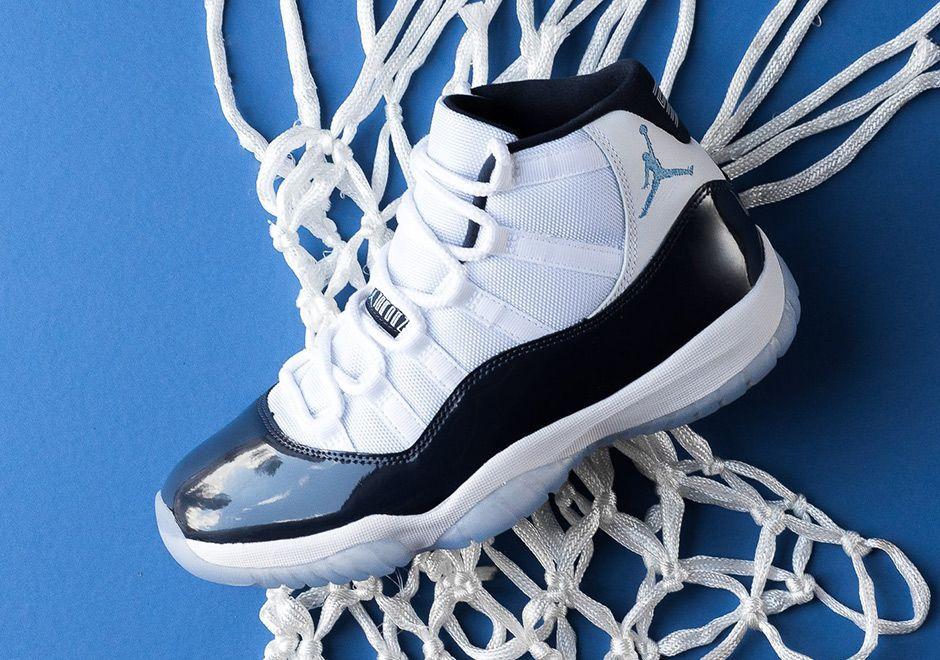 pick up 9c8ca f1037 Jordan 11 Navy Blue UNC Win Like 82 Release Info  thatdope  sneakers   luxury  dope  fashion  trending