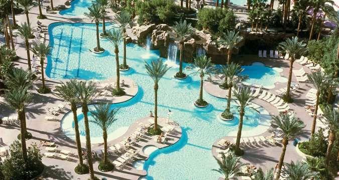 Hilton Grand Vacations Club At The Flamingo Las Vegas Nv