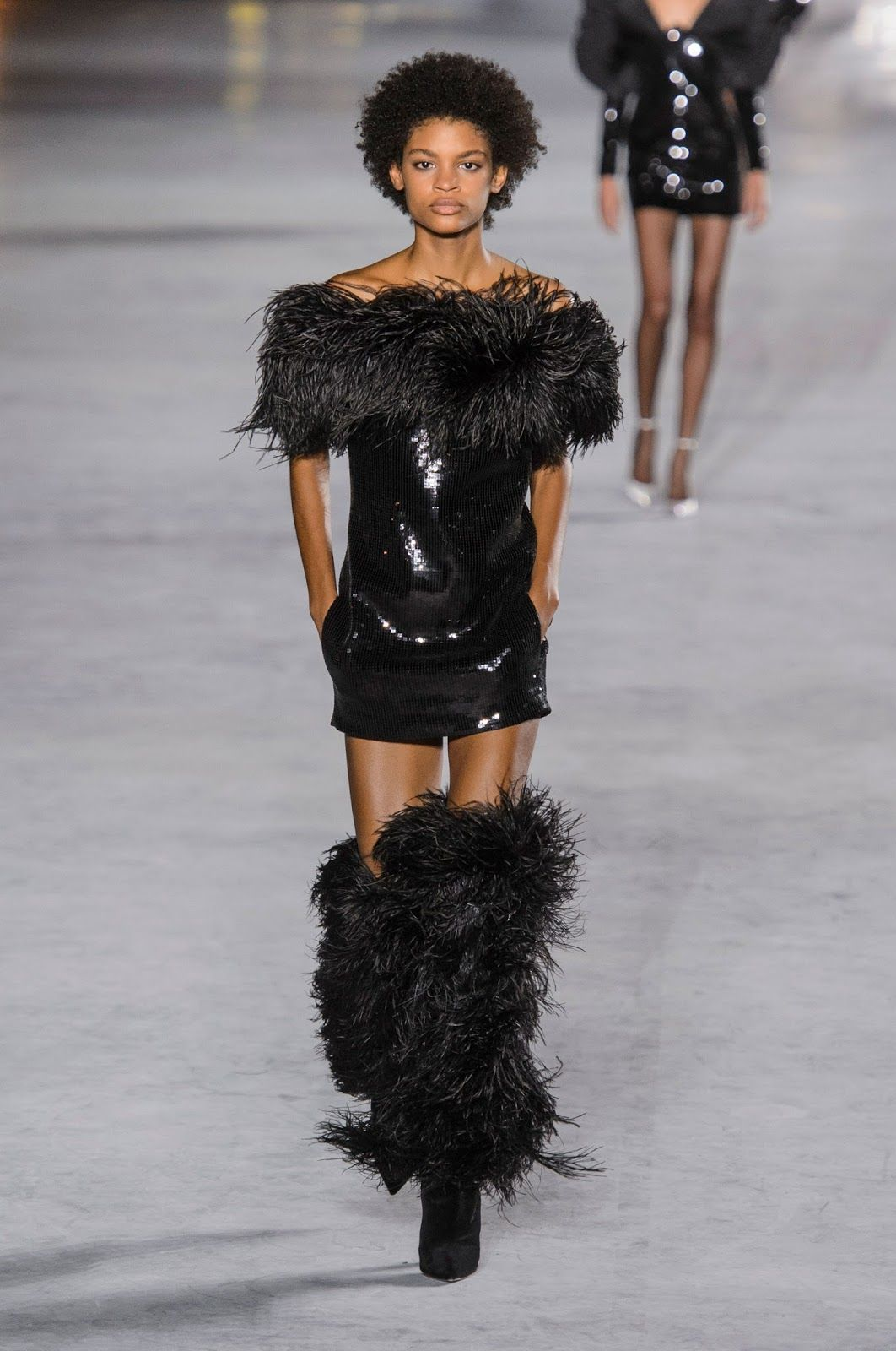 Sexy, Glam, WOW. Saint Laurent | ZsaZsa Bellagio - Like No Other