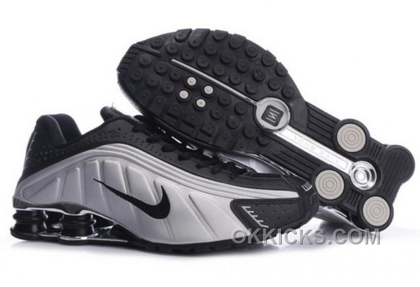 Find Quality Men's Nike Shox Shoes Cool Grey/Black/Brilliant Silver Best and  mor