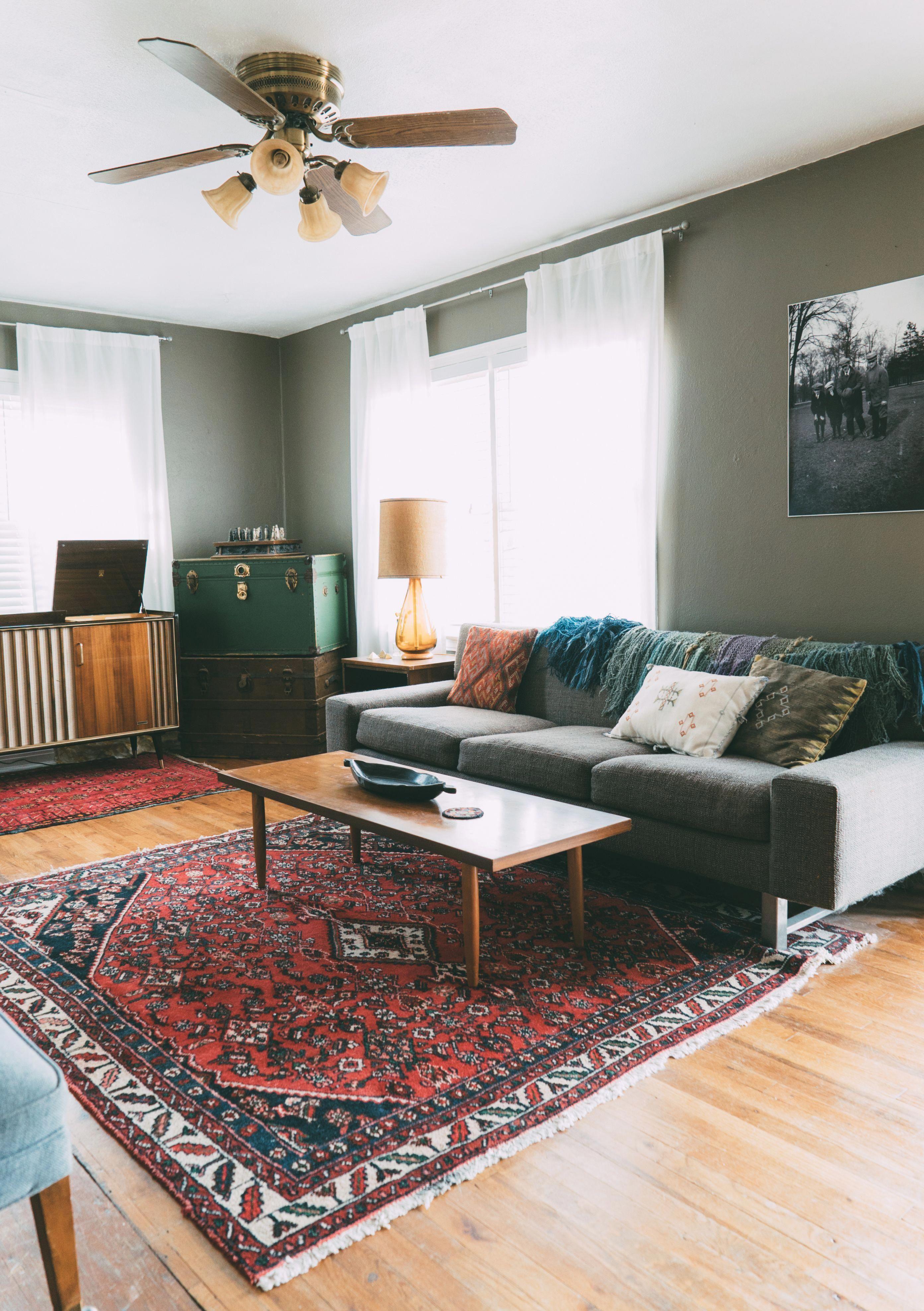13+ Large modern living room rugs information