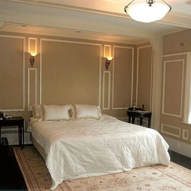 Bedroom Photos Moulding Design, Pictures, Remodel, Decor and Ideas