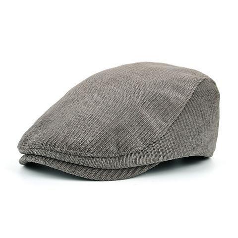 25e0c4f4fd3 Fashion Men s Winter Cotton Beret Hat - Navy