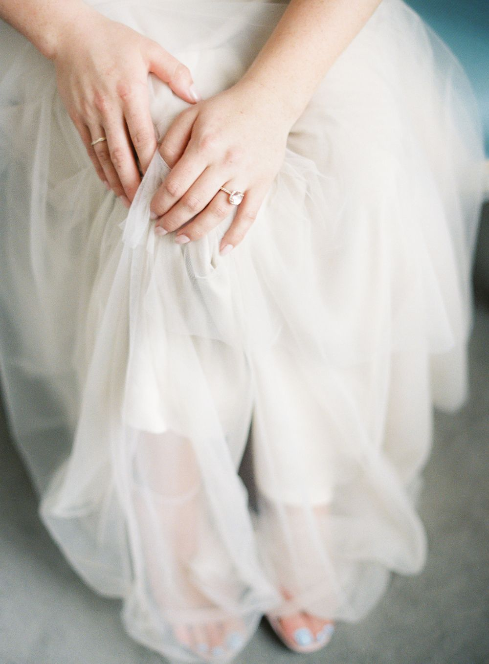 View entire slideshow: Ring Care Tips on http://www.stylemepretty.com/collection/3570/