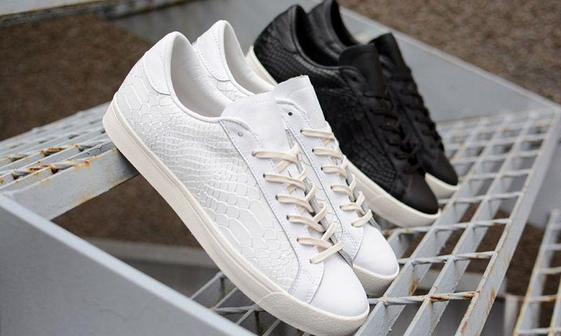 """adidas Consortium Rod Laver Vintage """"Reptile"""" Pack #adidas"""