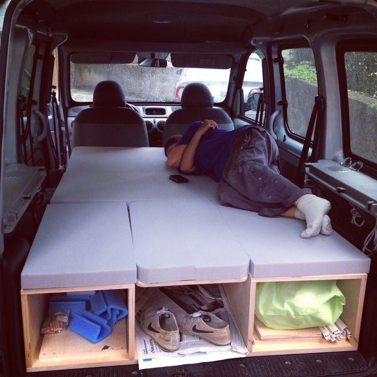 Renault Kangoo Van Camper