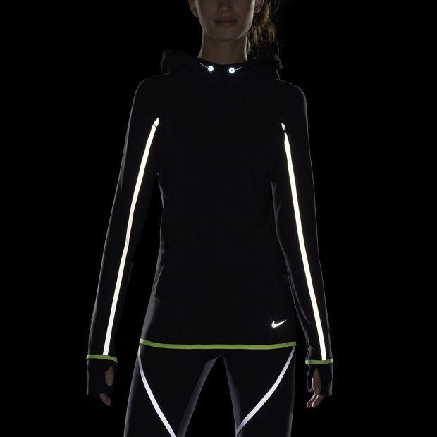 Nike Luxe Pullover Sudadera con capucha de running - Mujer. Me encanta! <3