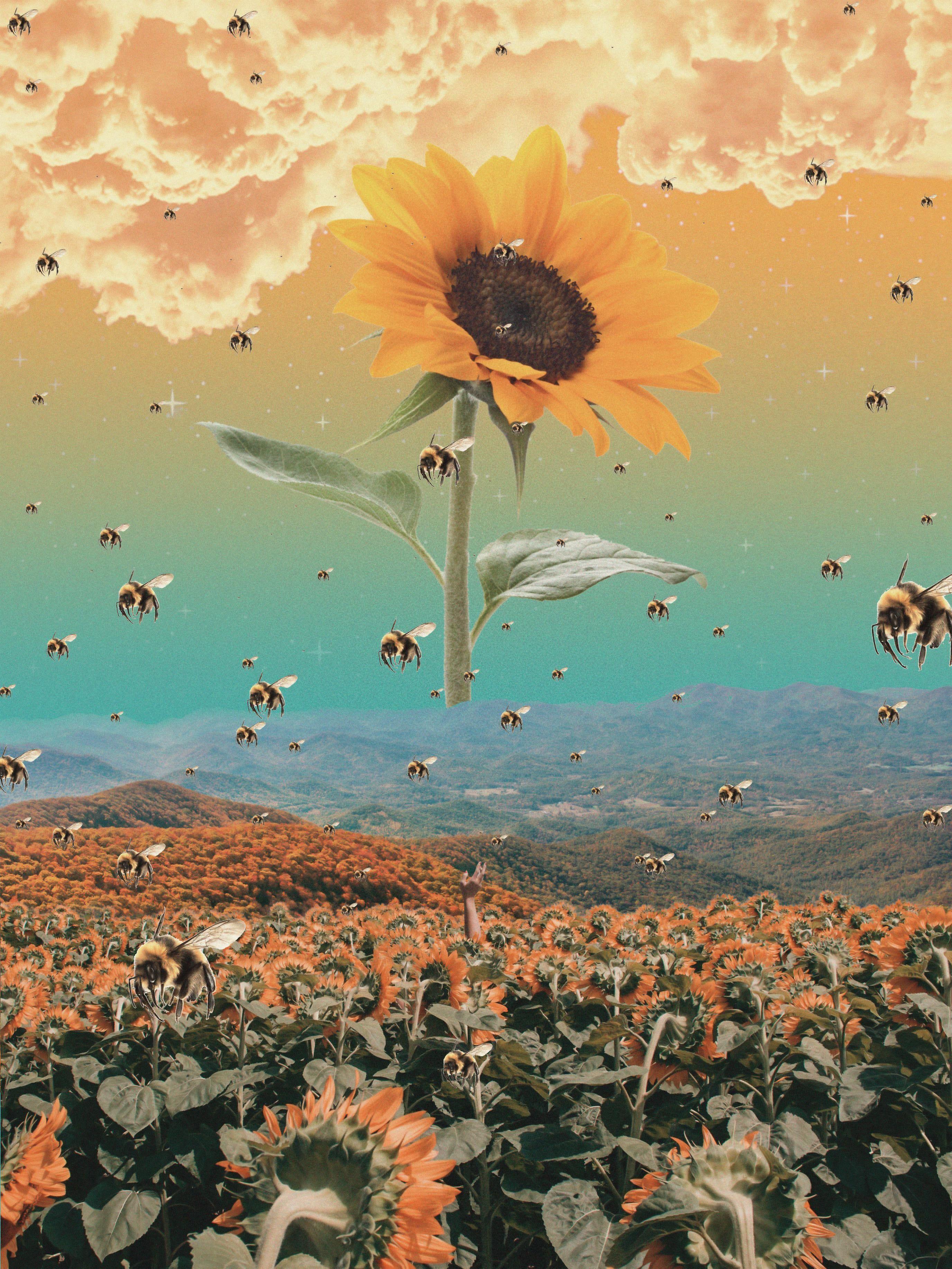 artwork i made inspired by flower boy tylerthecreator