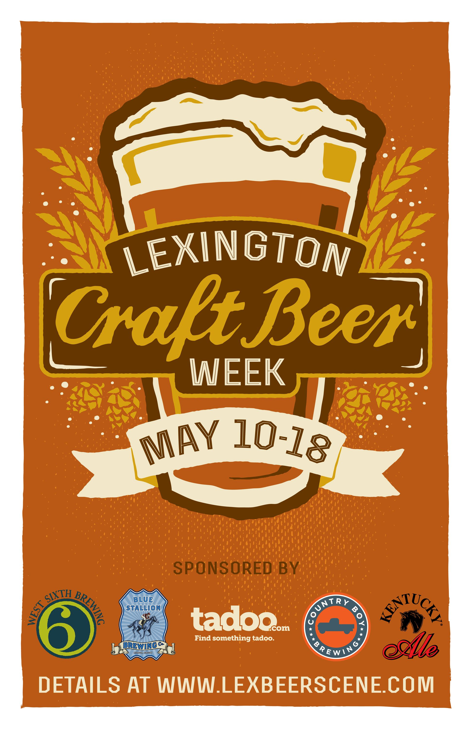 Craft Beer Week Spotlights Lexington's New Love For Great