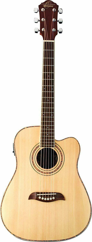 Oscar Schmidt Og1ce A U Folk Acoustic Electric Guitar Natural Ideas Of Acoustic Guitar Acousticguitar