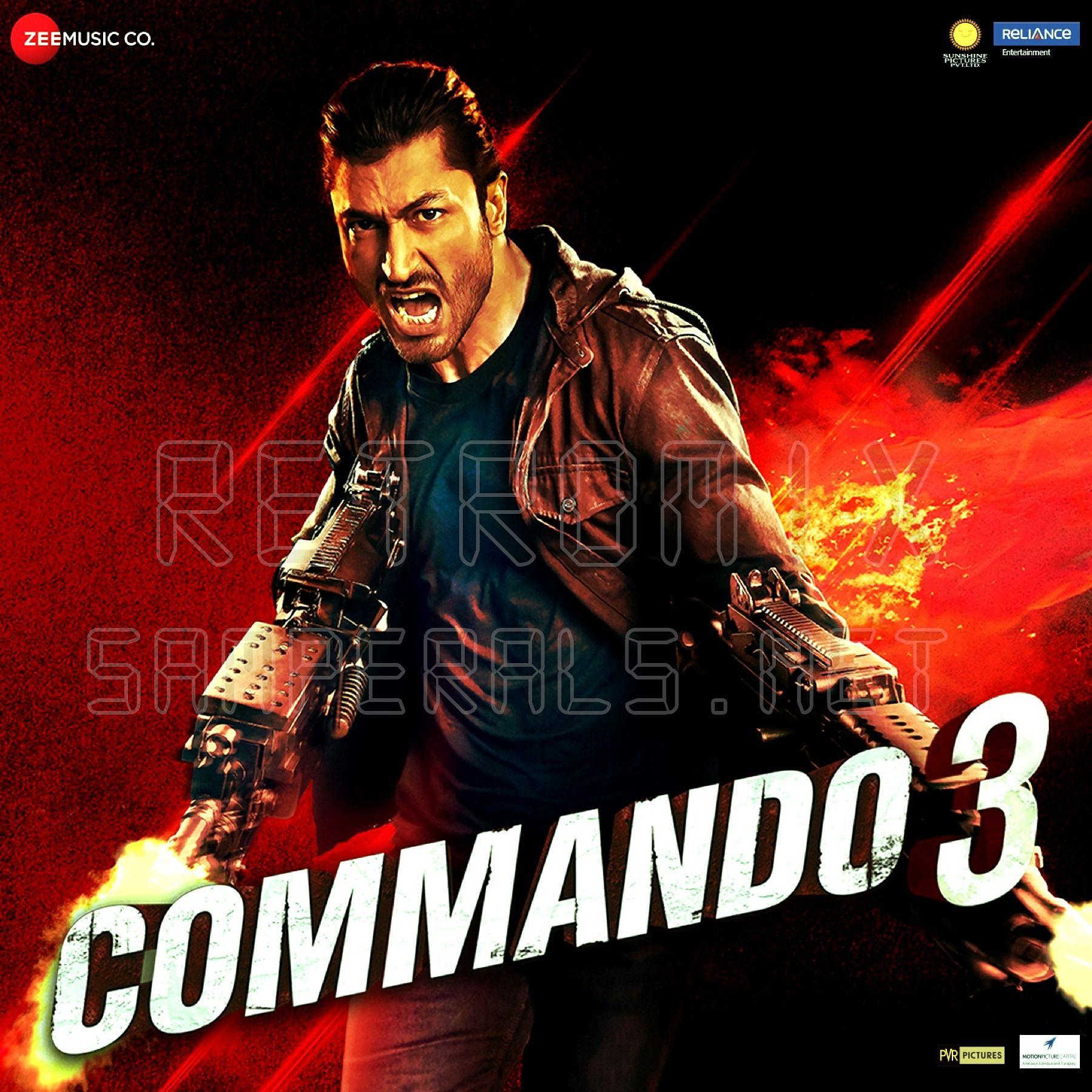 Commando 3 Flac Wav 2019 Hindi Lossless Songs Download Vidyut Jammwal Hindi Wav 2019 Hind In 2020 Hindi Movies Latest Bollywood Movies Latest Bollywood Songs