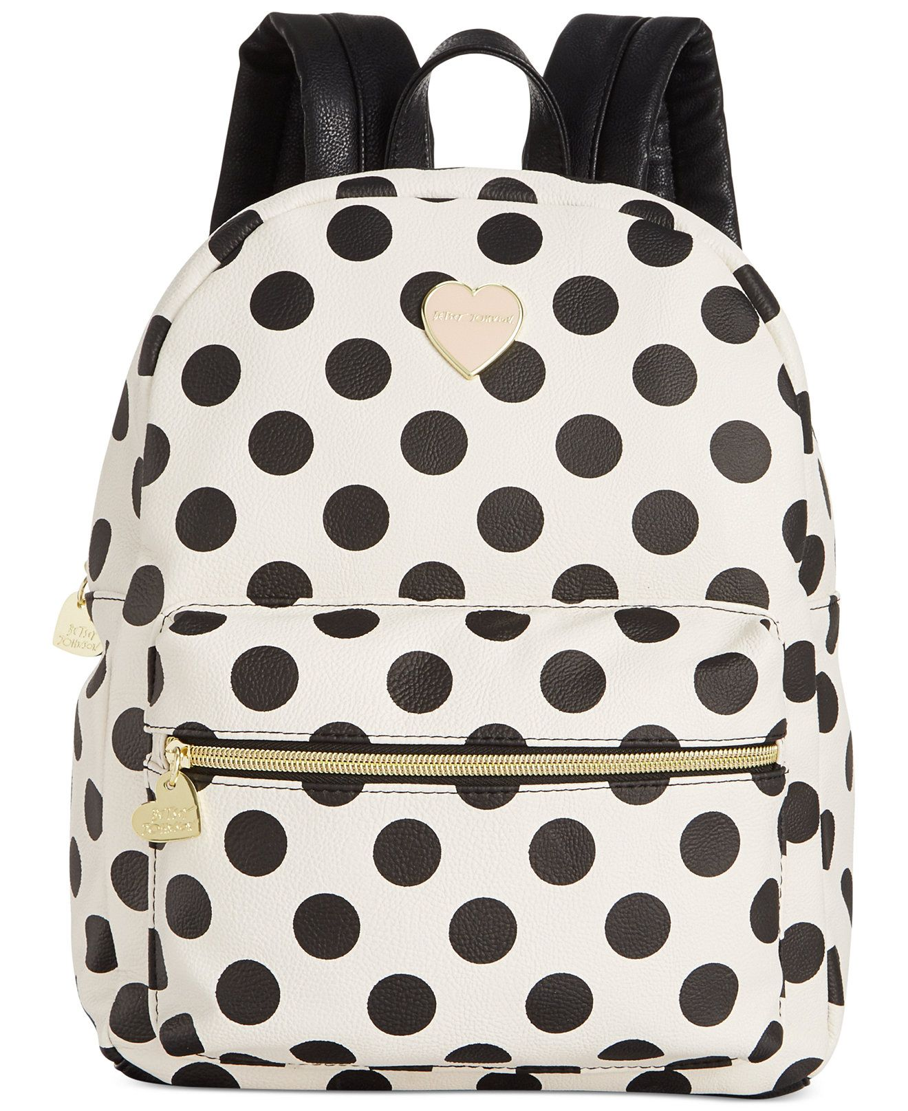 betsey johnson backpack backpacks handbags accessories