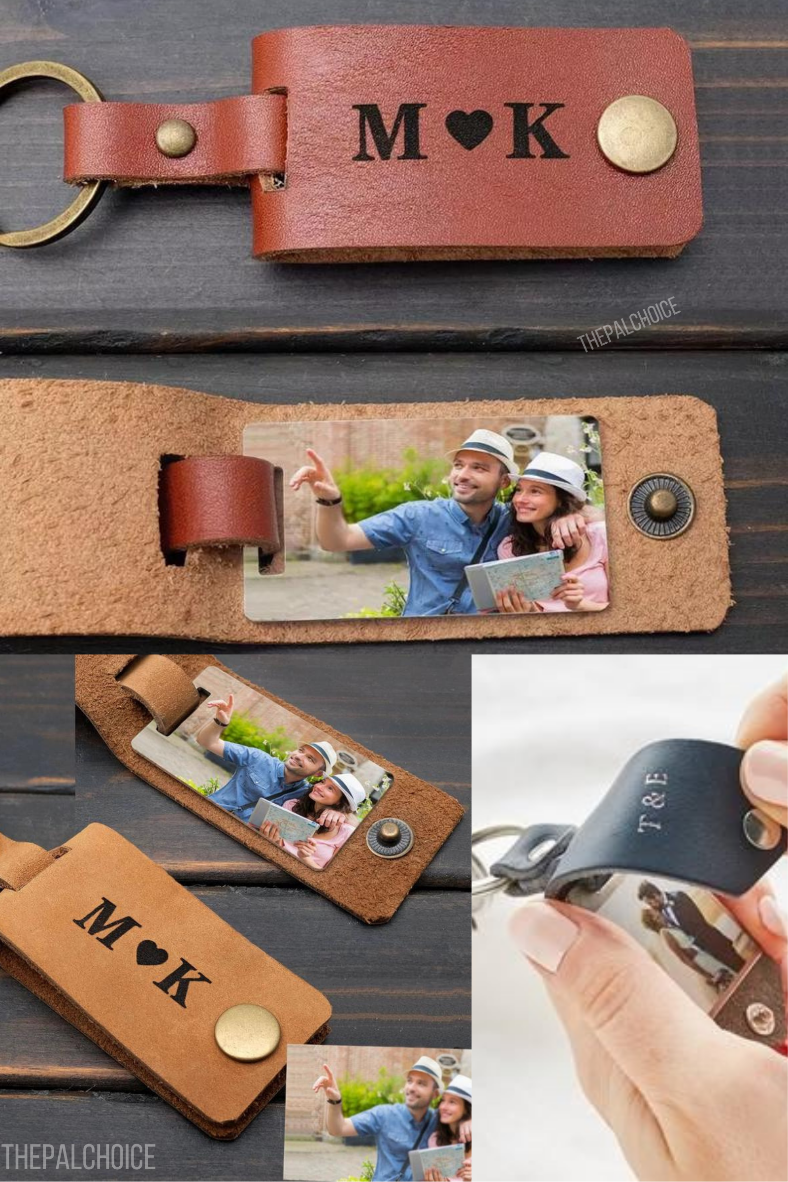 Your favourite photo is directly printed onto the stainless steel insert and this is enclosed in the leather case, making a subtle yet stylish heartfelt gift that can be taken wherever you go. #creativegifts #anniversarygifts #giftsforhim #giftsforhusband #firstanniversarygifts #giftsforboyfriend #valentinesgifts #christmasgifts