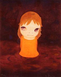 After the Acid Rain (Night Version) | 奈良美智 | Yoshitomo