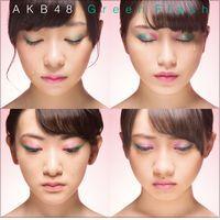 AKB48「Green Flash (Type N) - EP」