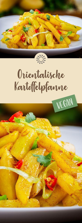 Orientalische kartoffelpfanne rezept hauptgericht for Kuchen schmidbauer