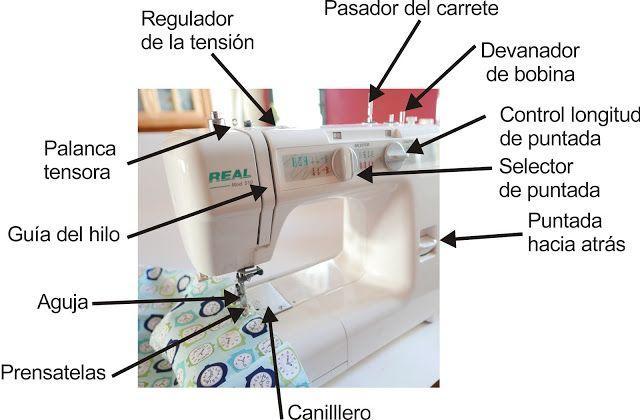 Problemas con la máquina de coser ~ Colours for Baby