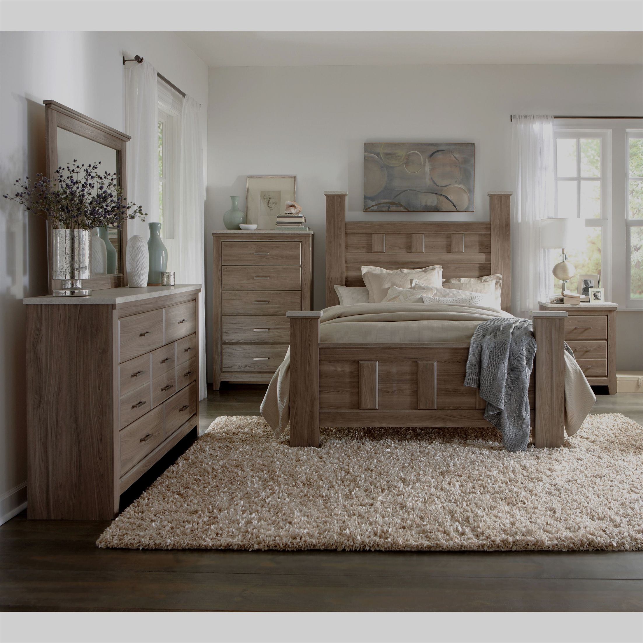 What Decor Over The Bed Bedroom Sets Queen Timeless Bedroom