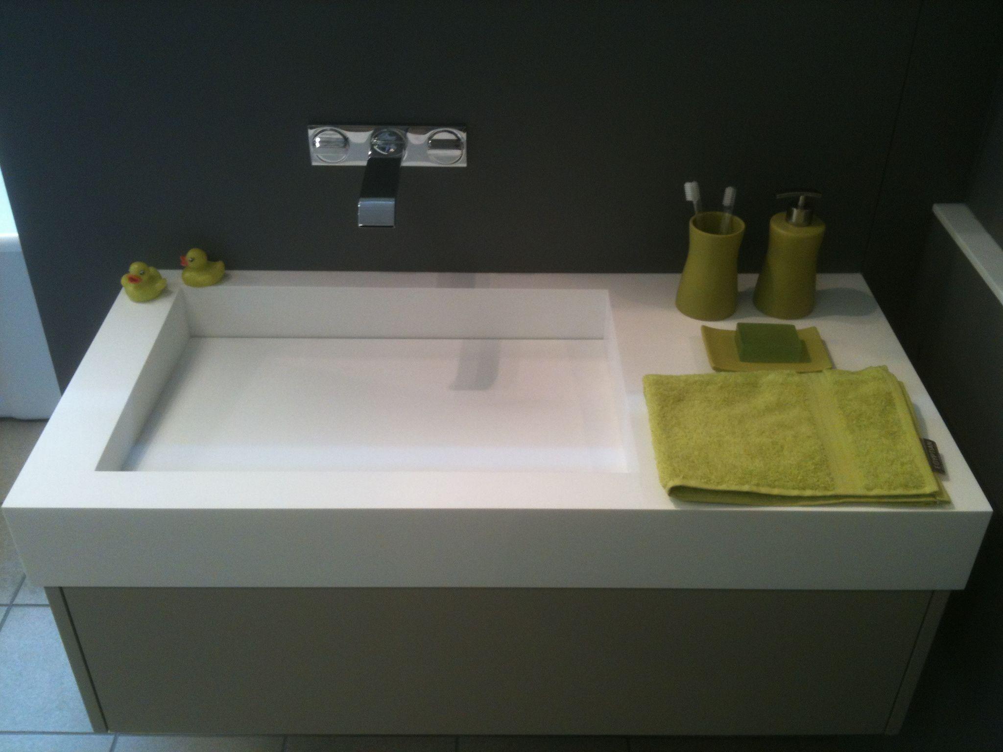 simple bathroom sink   Simple bathroom, Modern kitchen ...