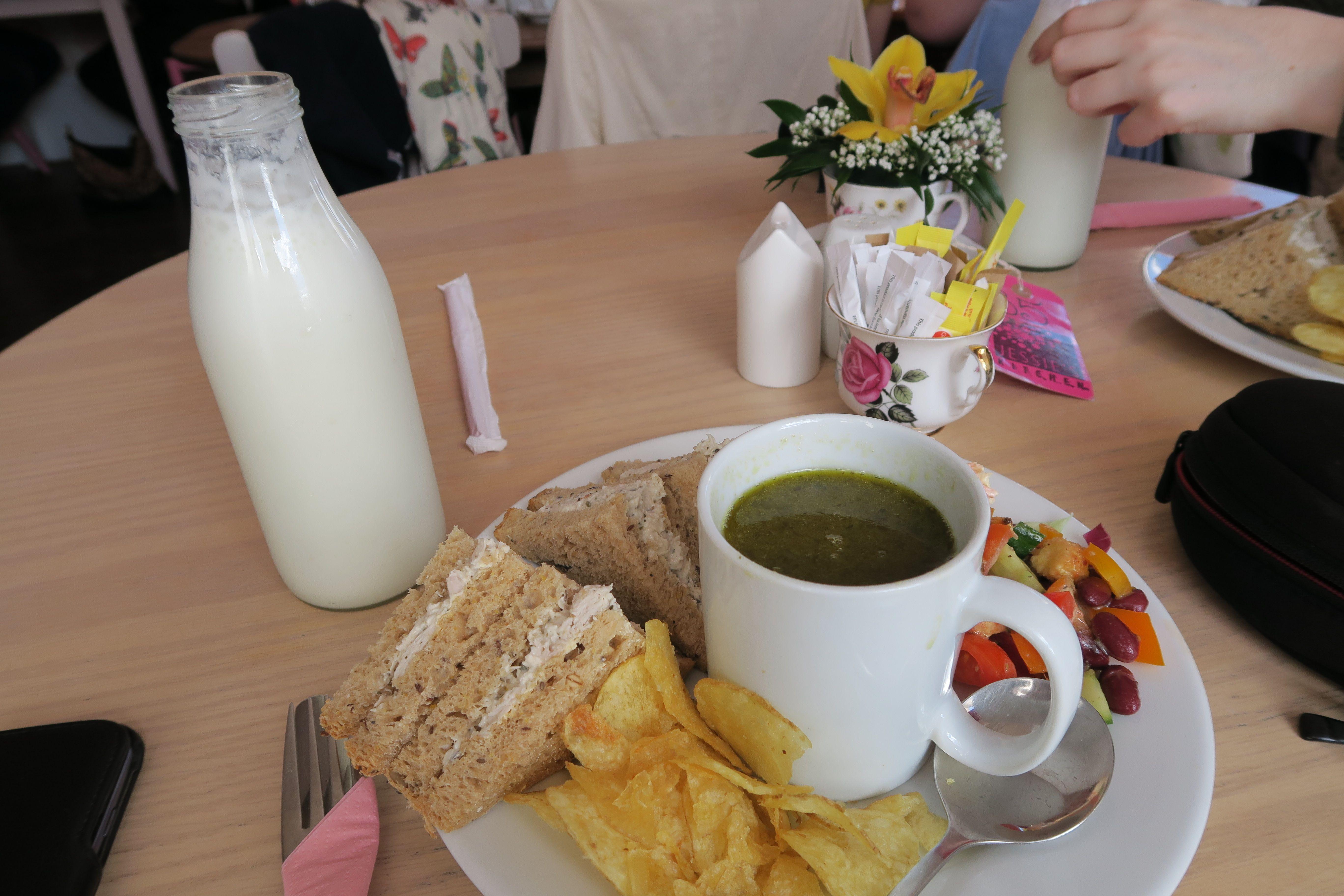 Jessie S Kitchen Best Milkshakes In Dundee Dundee