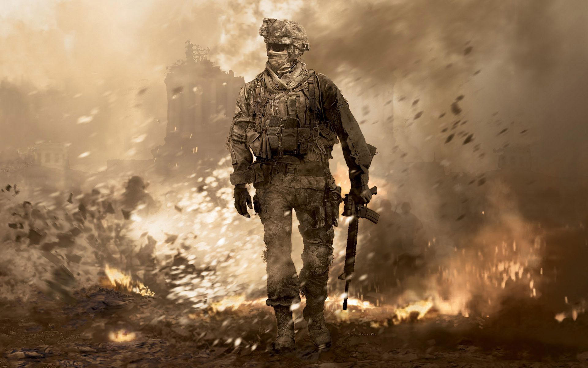 Incredible High Resolution Wallpapers Collection Call Of Duty