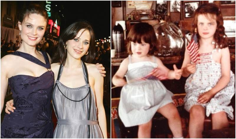 new girl actress zooey deschanel and her family life family