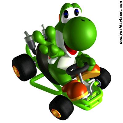 Yoshi Kart 64 Ideen Inspiration