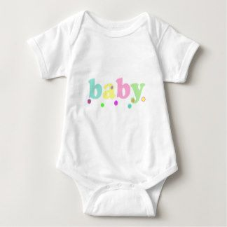Color Baby Shirt