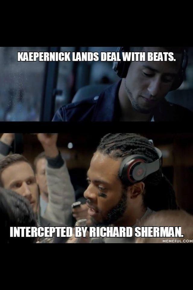 Seattle Seahawks Richard Sherman Meme Very Funny Go Hawks With