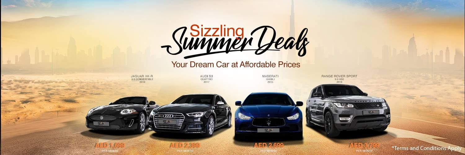 Sun city motors offers sizzling summer deals on selected for Sun motor cars audi