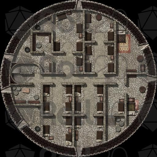 Hassle-Free Castles: Modular Towers | Roll20 Marketplace: Digital