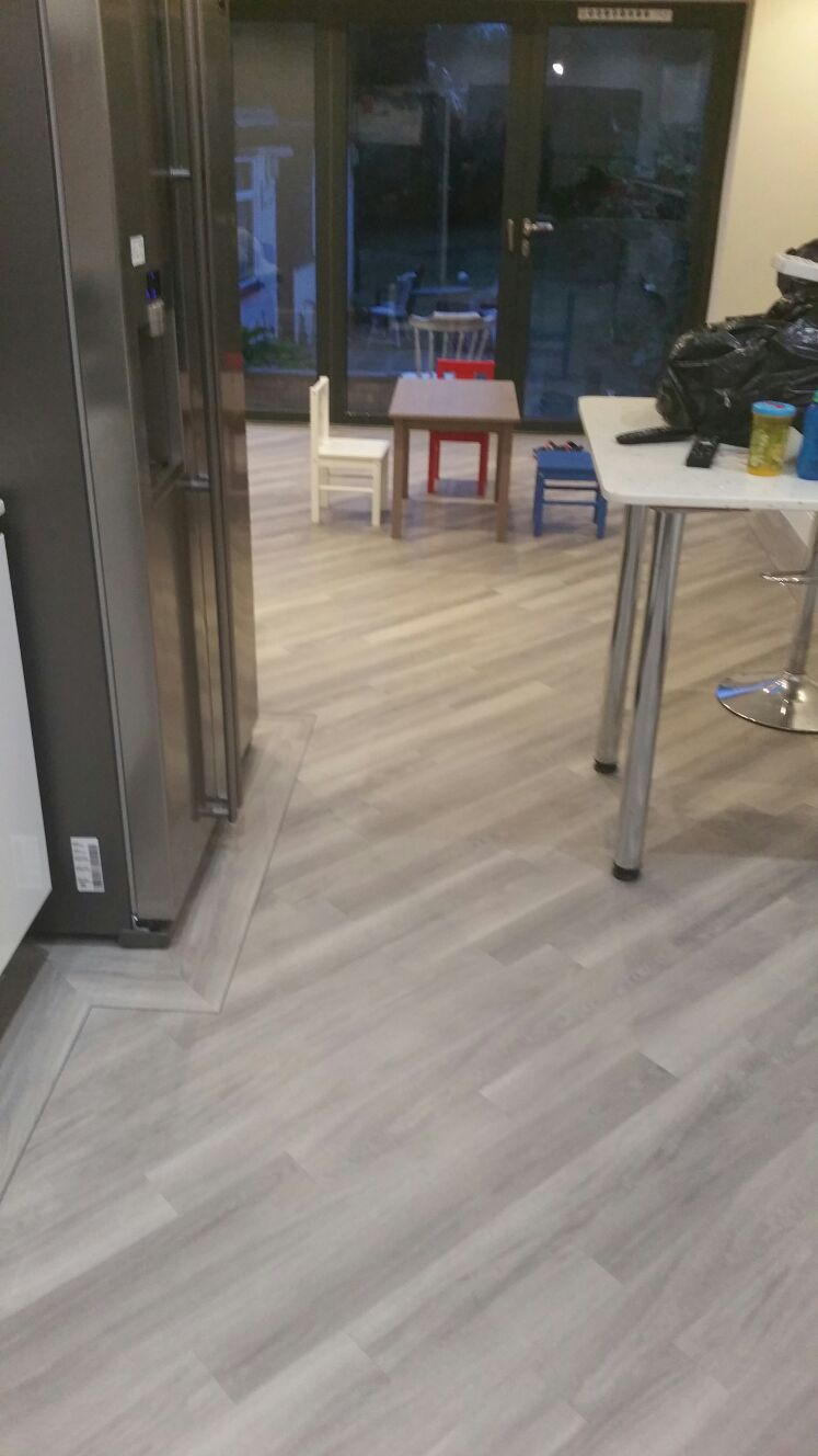 Pin By Bw Flooring On Amtico Spacia Nordic Oak Fitted At