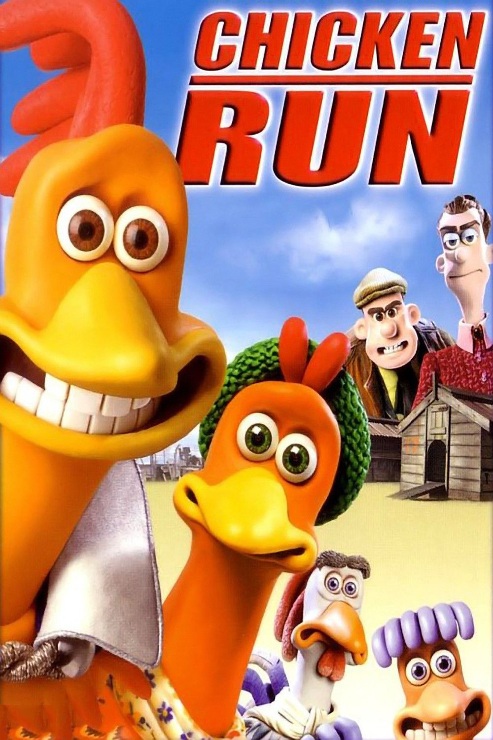 Image result for chicken run (2000)