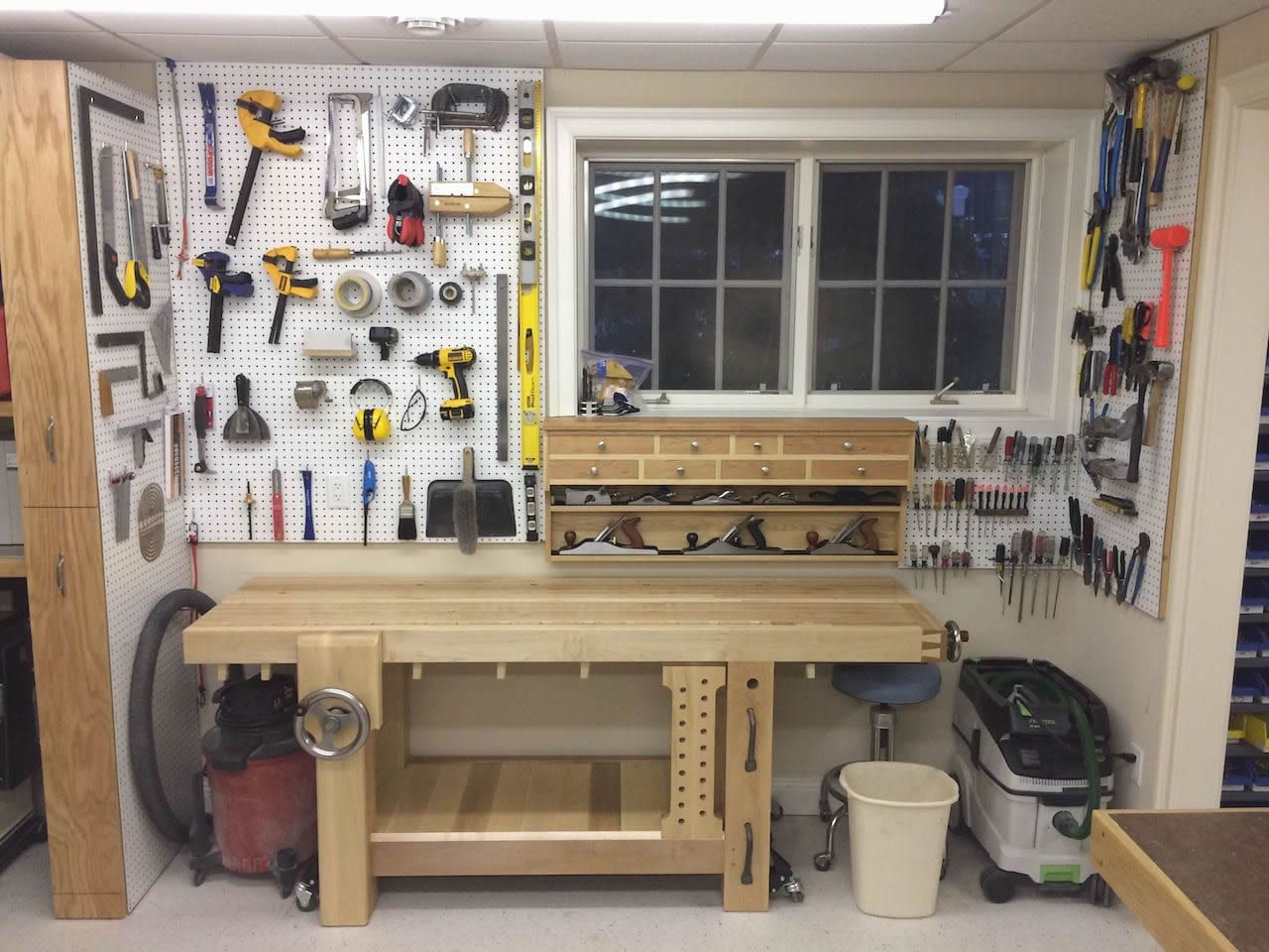 Complete Small Shop – Setting Up A Wood Shop For Less Than $1000 ...