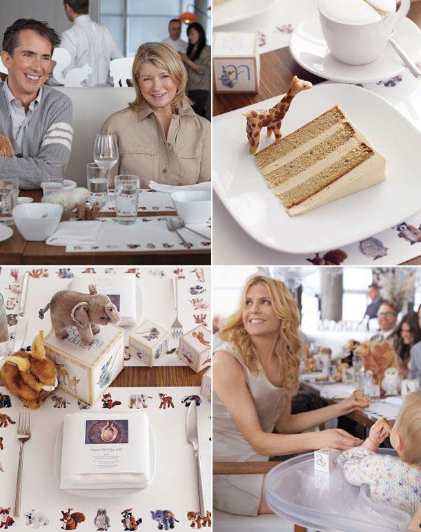 Martha Stewart Stuffed Animal Birthday