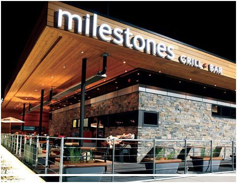 Milestones Grill Toronto Dream Vacations Free Travel Commercial Design