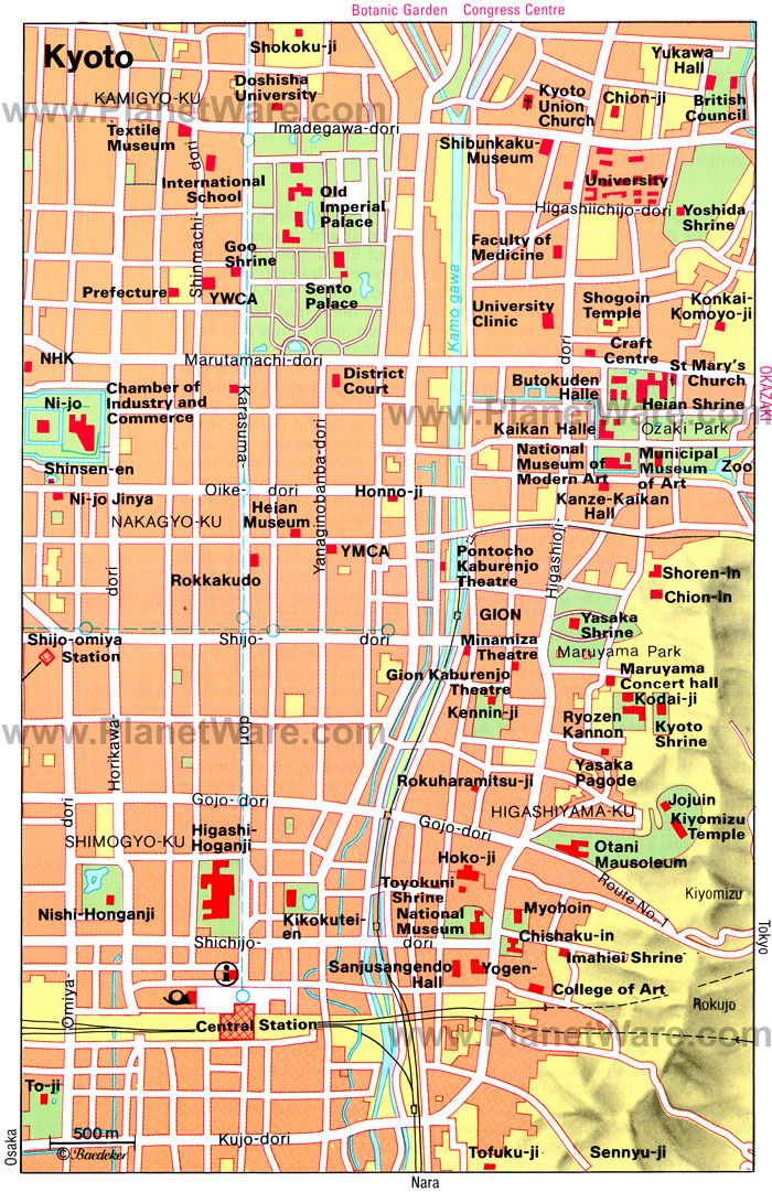 Pin by JACK on travel Pinterest Kyoto Japan and Tourist map