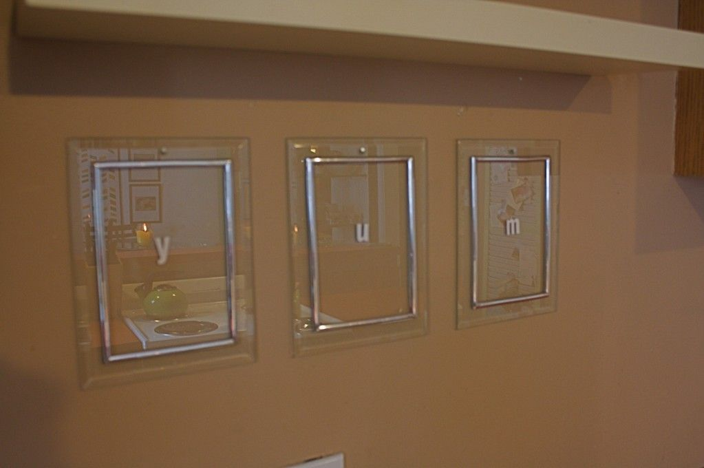 All Glass Floating Picture Frames Frames Pinterest Picture