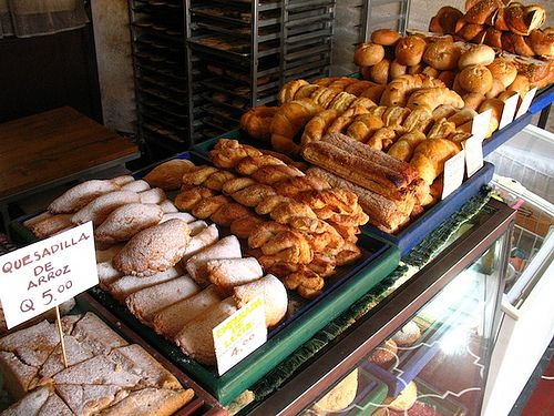 Guatemala Panaderia Bread Store All Things Guatemalan