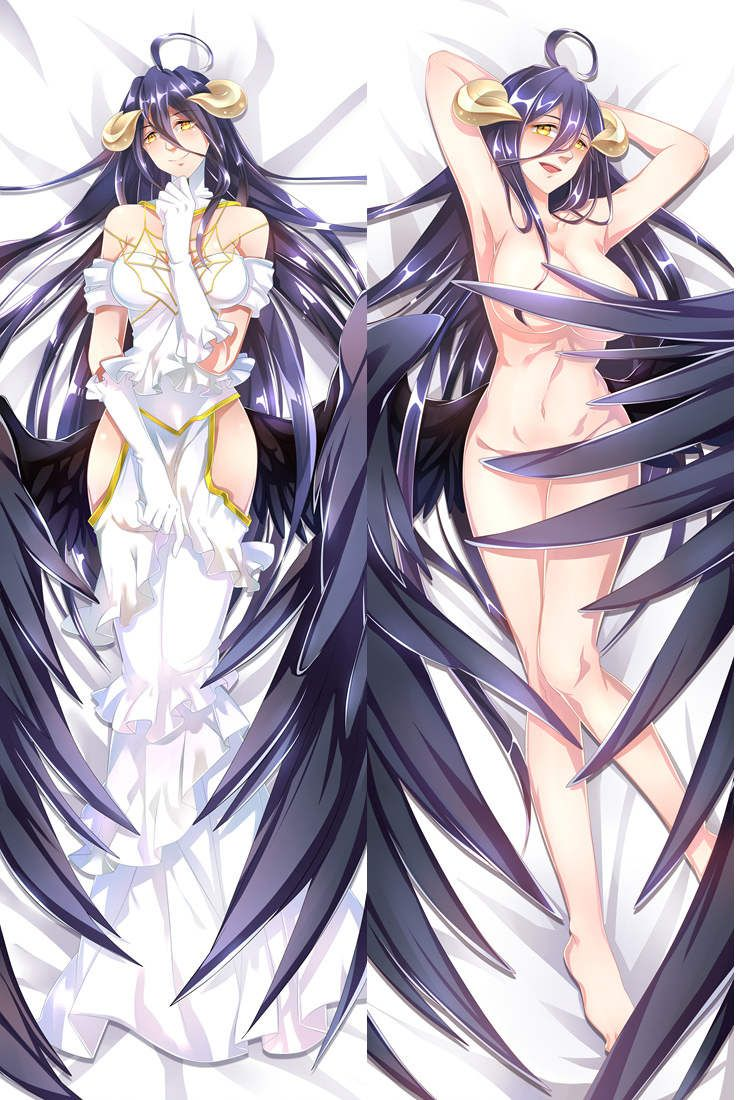 2015 update hot anime overlord Characters sexy girl albedo