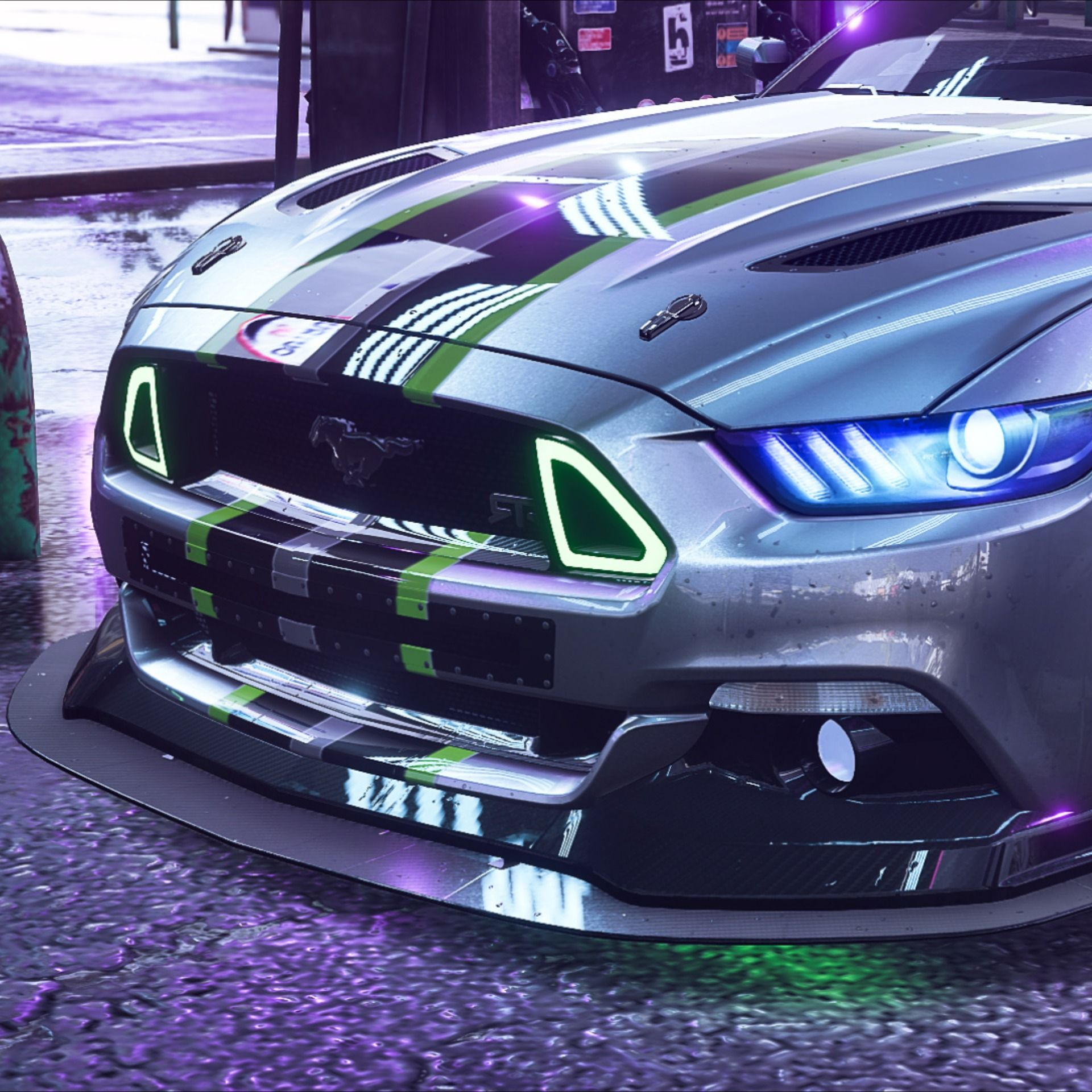 Ford mustang rtr carros