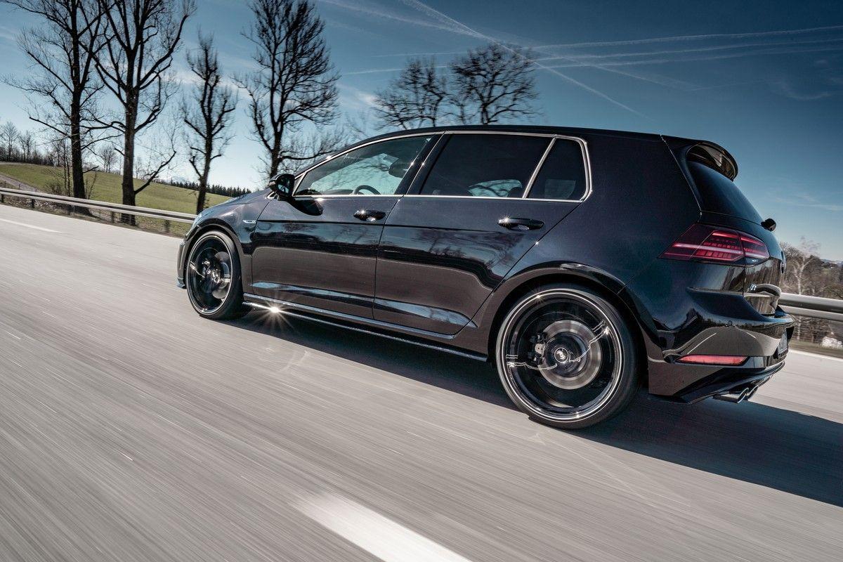 Golf R ABT 350 CV, Tuning, 0100 Volkswagen golf r