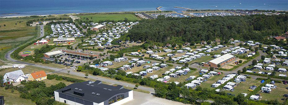nordseestrand camping d nemark frederikshavn reise caravan caravan camping und reisen. Black Bedroom Furniture Sets. Home Design Ideas