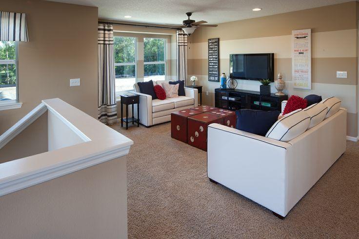 Bonus Rooms Lofts Loft Decorating Ideas Upstairs Game Room Furniture Loft Spaces